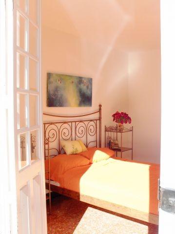 Schlafzimmer von La Rostane
