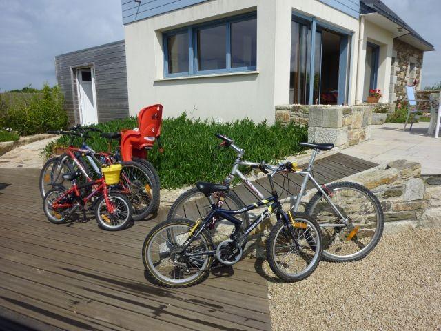 Fahrräder für Kindern und Eltern