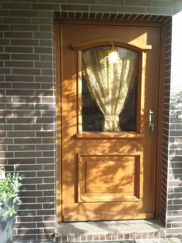 Separater Eingang
