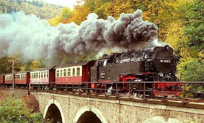 Harzquerbahn und Selketalbahn als besondere Erlebnisse