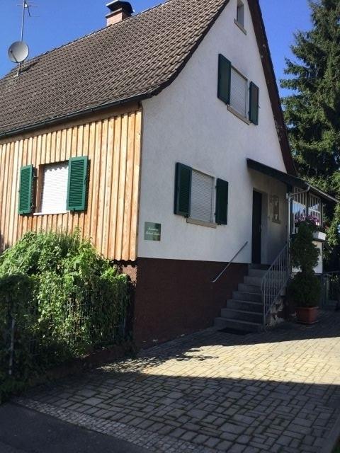 Gemütliches Ferienhaus im Odenwald