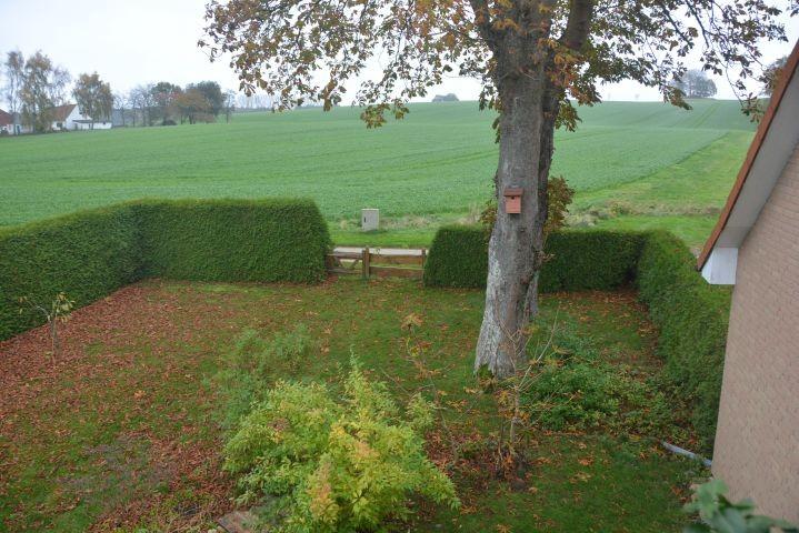 individueller Gartenbereich der Wohnung