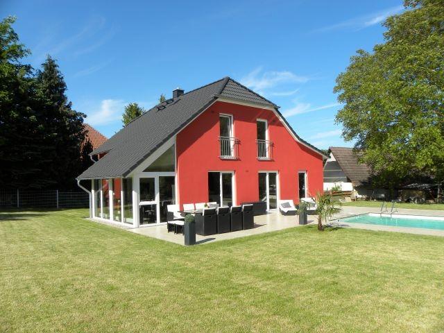 Traumvilla Rügen mit Pool, Sauna, Kamin in Lauterbach