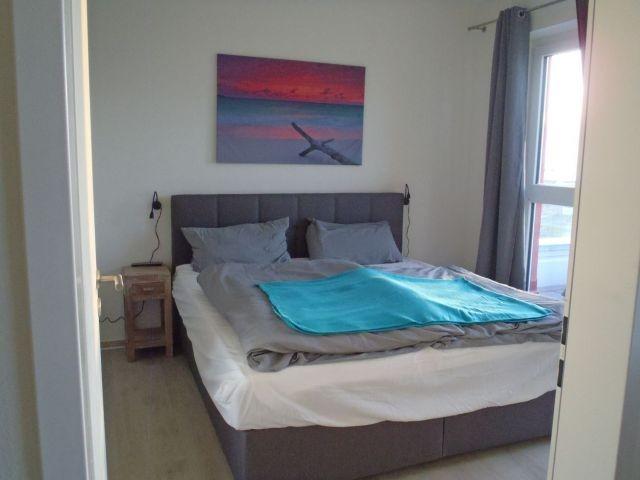 Das Schöne Schlafzimmer mit Ostsee Blick