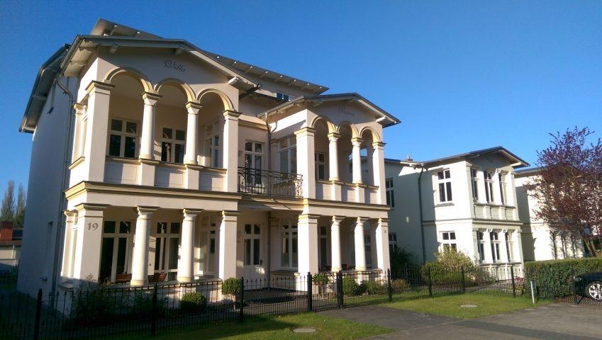 Villa Seestern und Villa Strandzauber