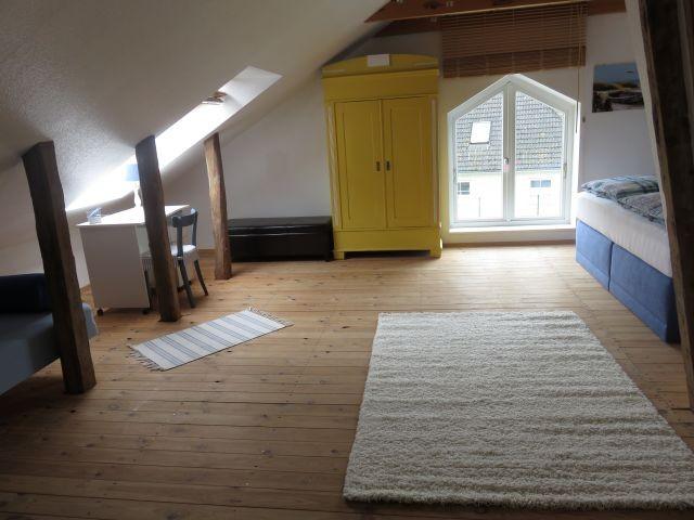 Schlafzimmer - groß