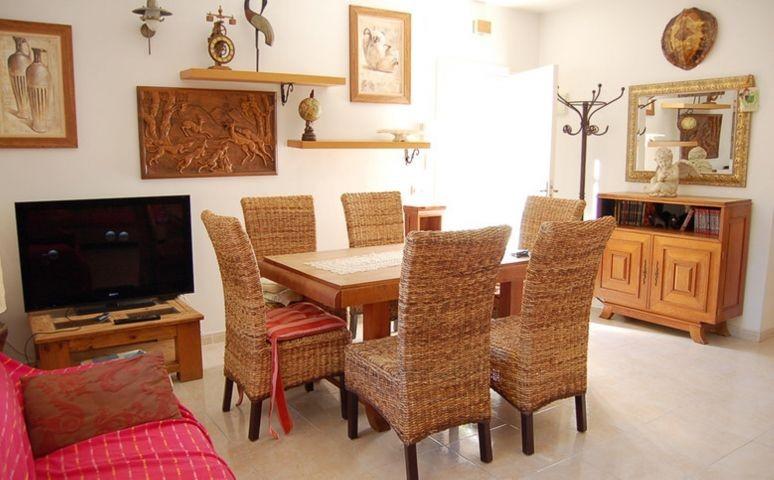 Wohnzimmer Casa Solimar