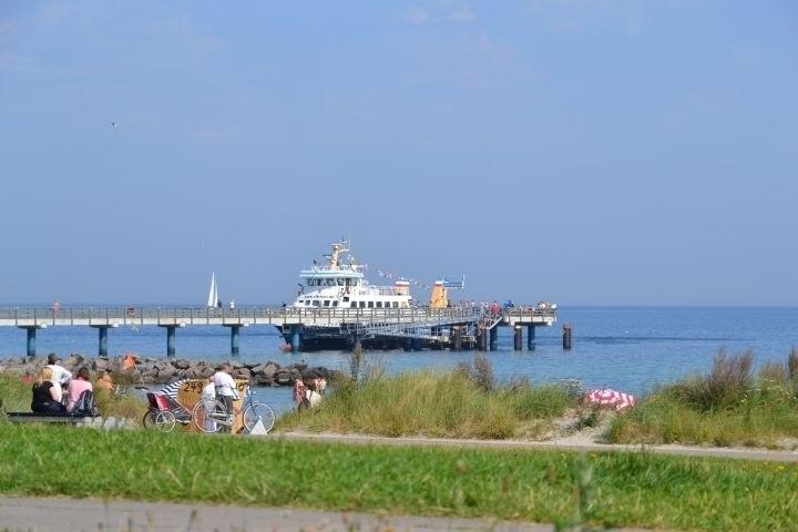 Seebrücke Seaside