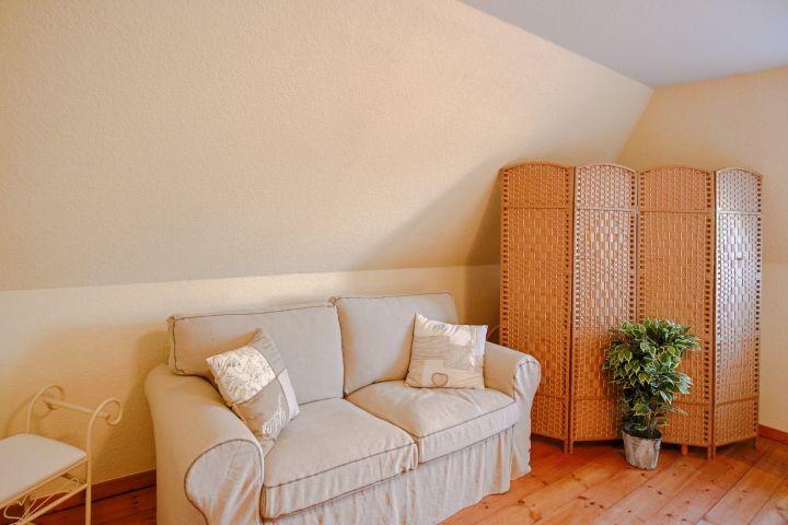 Romantik Zimmer: Schlafzimmer im OG