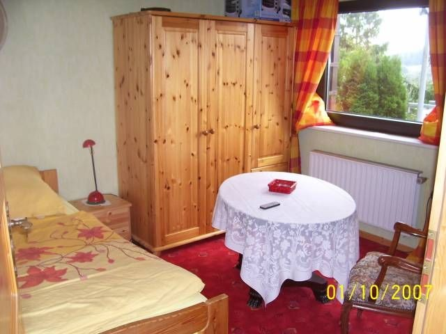 Einzellschlafzimmer
