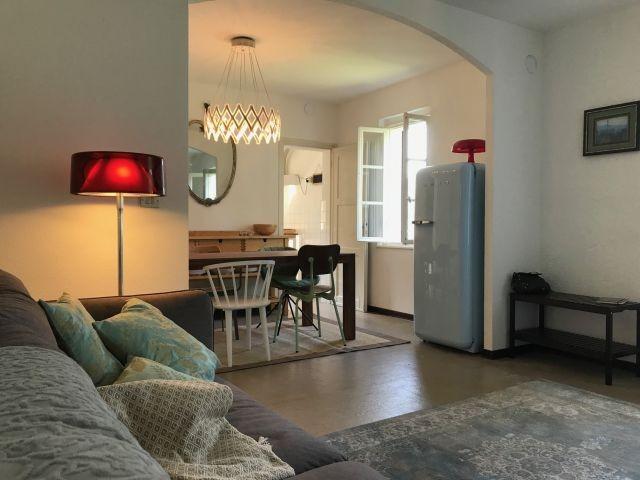 Appartement Tivan: Wohnzimmer und Esszimmer