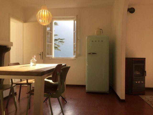 Appartement Breva: Esszimmer
