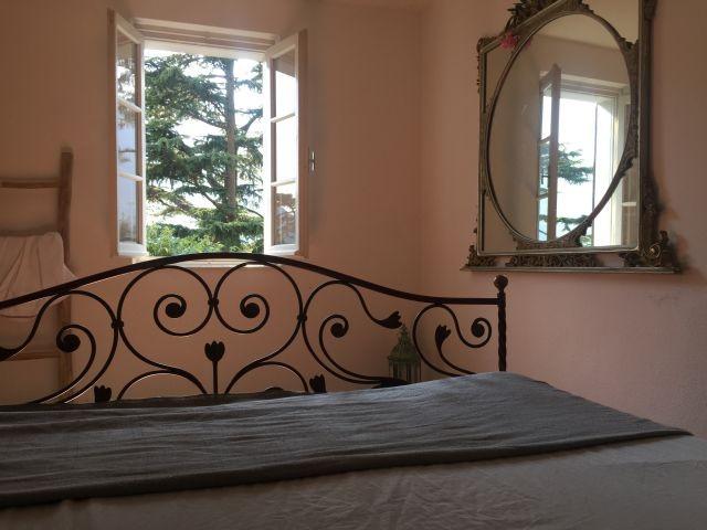 Appartement Breva: Romantisches und klassisches Schlafzimmer
