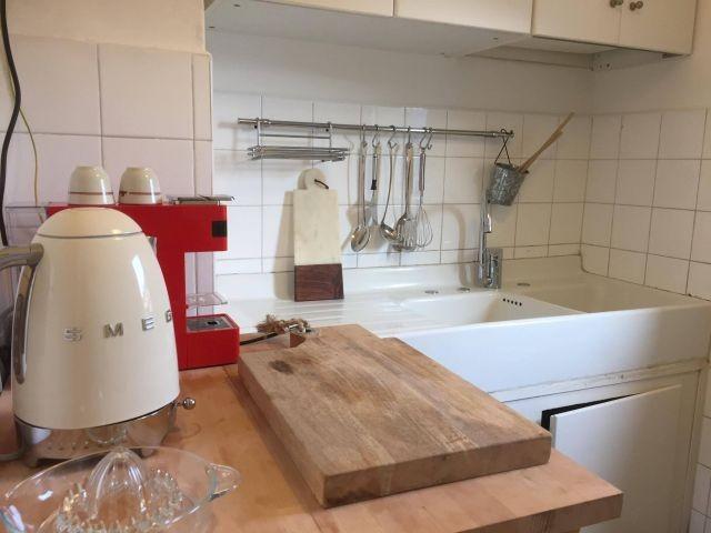 Appartement Tivan: Die Kueche