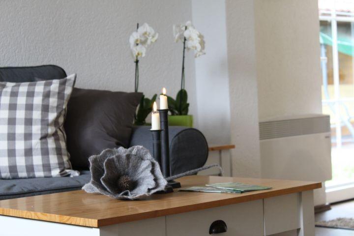Detailansicht Wohnzimmer