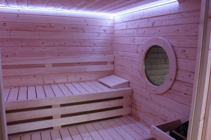 Garten-Sauna