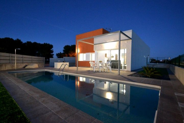 Neu und top modern: Casa Marti 2 3