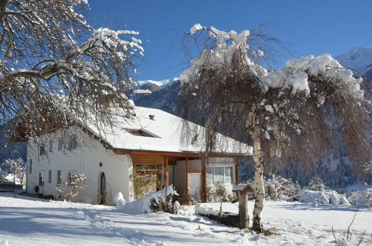 Winteridylle in Taufers i. M.
