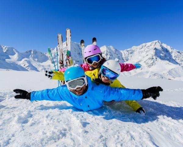 Skifahren in 5- 15 Minuten mit dem Auto !