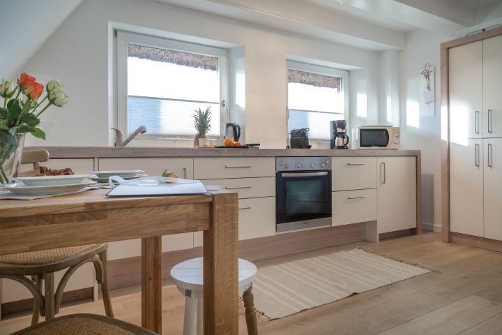 Küchen-Wohnbereich