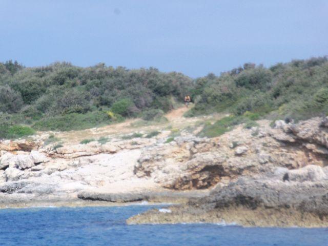 Wilde Strand auf Kap Kamenjak