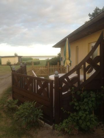 Fewo Ty2 - eingezäunte Terrasse