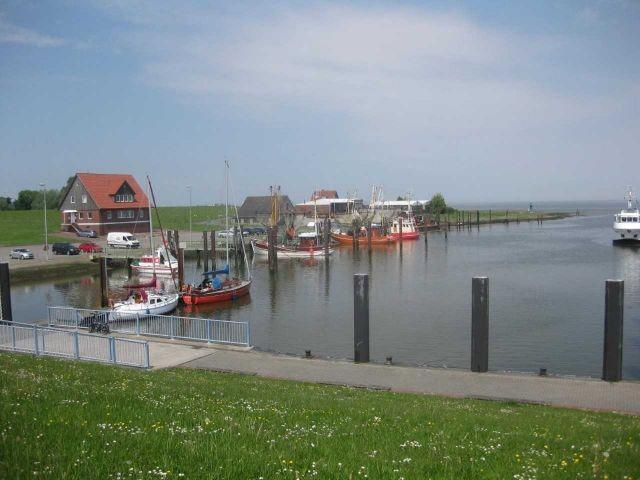 Hafen Fedderwardsersiel