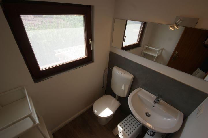 Gäste-WC Obergeschoss