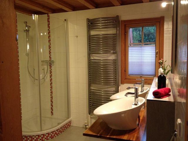 Duschbad im Erdgeschoss