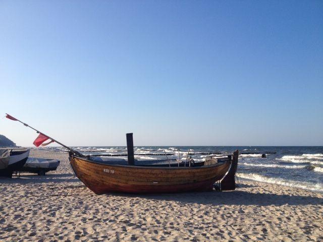Strand Loddin Kölpinsee