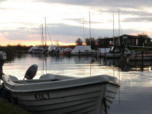 Loddiner Hafen