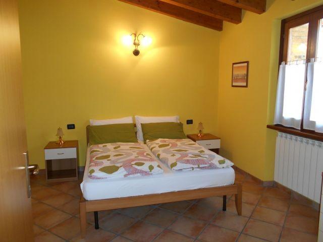 Schlafzimmer 1 Mimosa