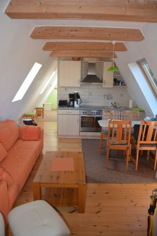 Wohn-/Küchenbereich