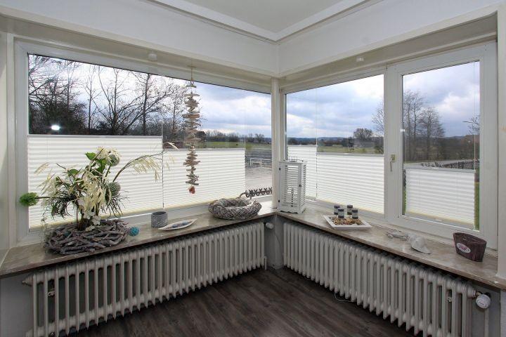 Fenster im Essbereich