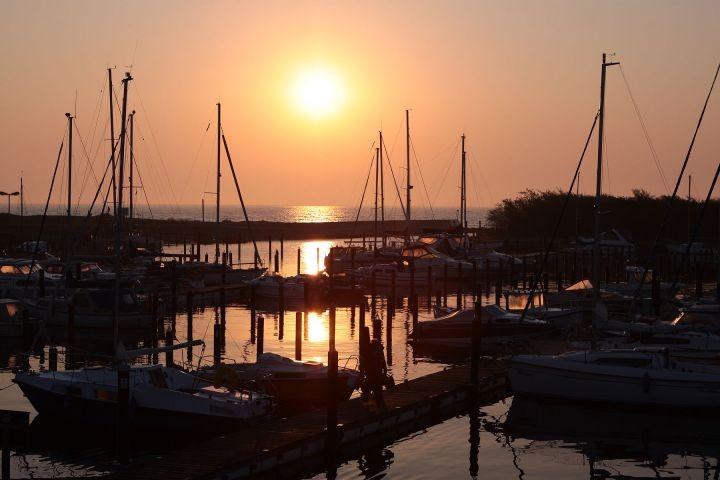 Lippe Hafen ist nur 3 km entfernt