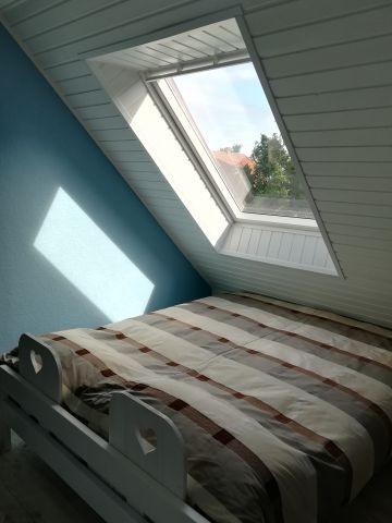 Schlafzimmer 1, für zwei Gäste