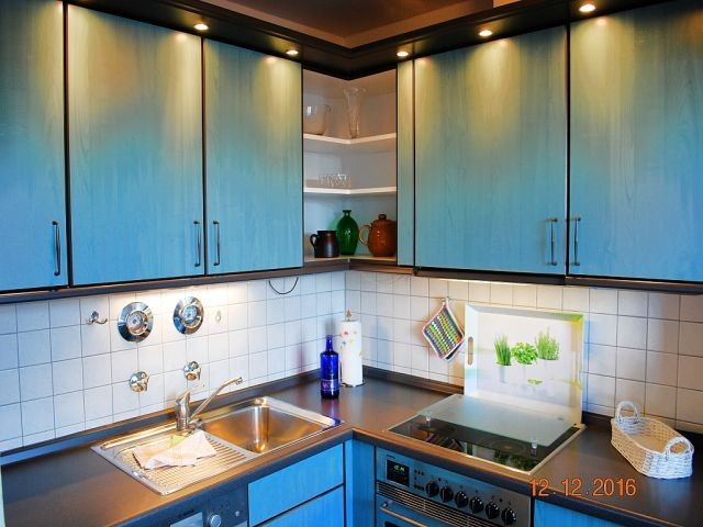 2.Blick in die Küche