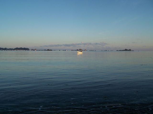 Morgenstimmung am Strand von Ralévy