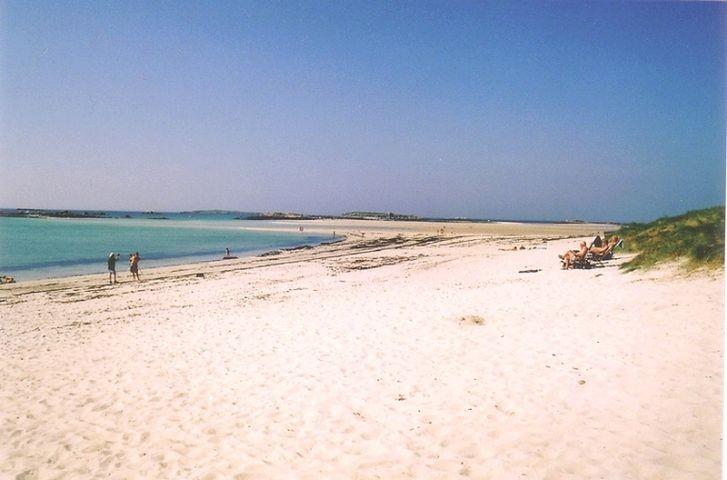 die schöne Strand in 100 meter Entfernung vom Haus