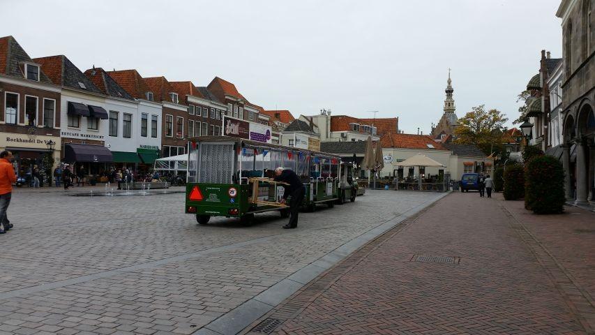 Marktplatz in Zierikzee