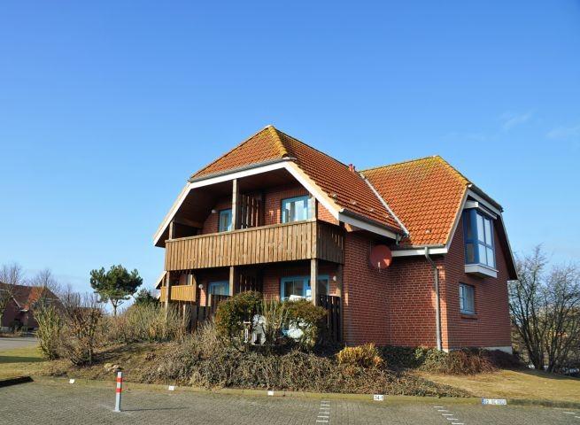 Haus 36 in der Ferienanlage in Lemkenhafen