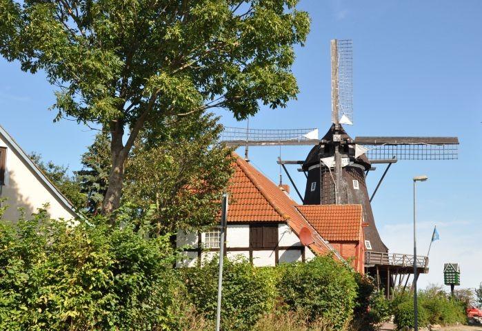 Mühlenmuseum in Lemkenhafen