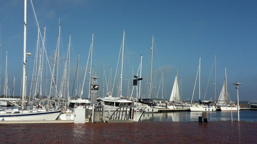 Yachthafen Bruinisse/Grevelingenmeer