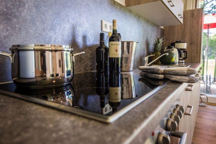 Küchenzeile Wohnung Rainbow Nr.2