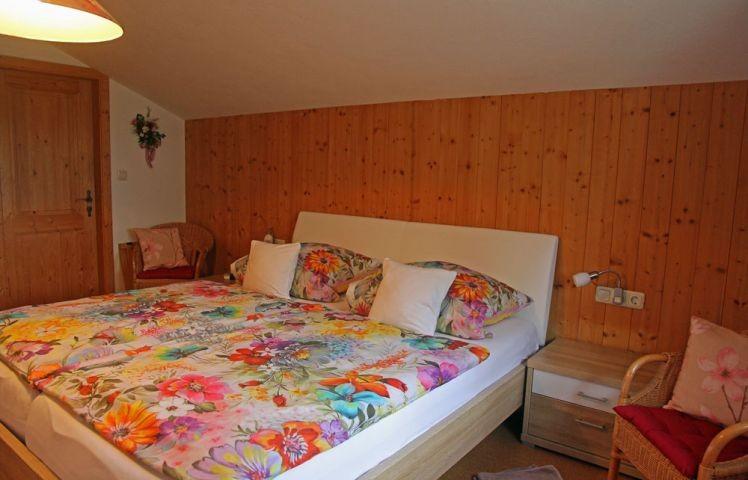 die Betten laden zum Träumen ein
