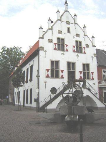 altes Rathaus im Kreis Borken