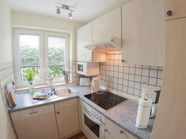 L-Küche mit allem Komfort