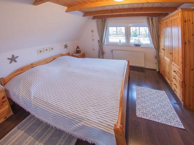 Das gemütliche Doppelschlafzimmer
