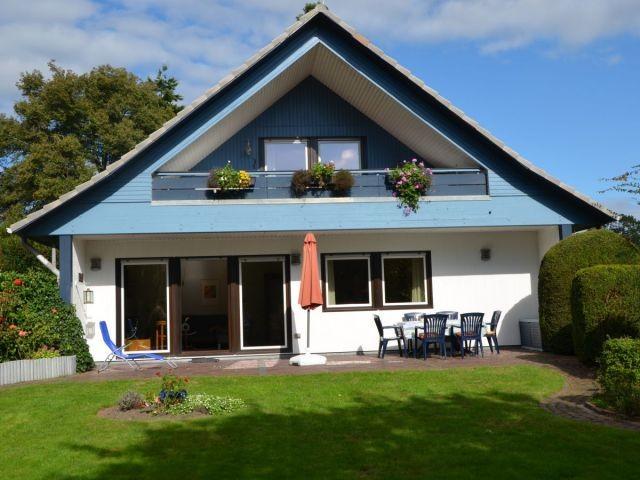 Das Haus Friesenblau in Dangast