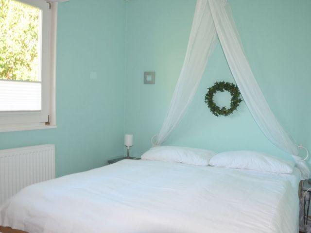 Unser Himmelbett-Schlafzimmer